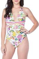 Trina Turk Key West One-Piece Swimsuit