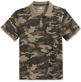 American Rag Men's Camouflage Polo, Only at Macy's