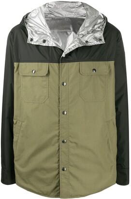 Moncler Reversible Colour-Block Jacket