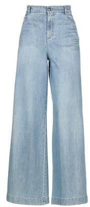 RED Valentino Denim trousers