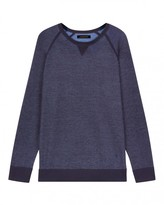Wool Loopback Sweater