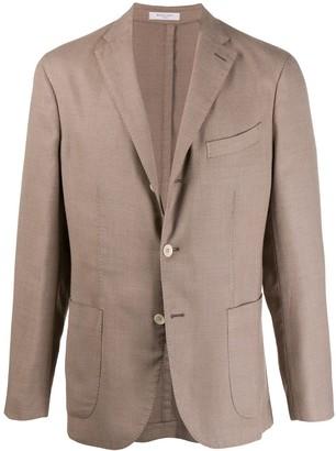 Boglioli Single-Breasted Regular Blazer