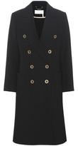 Chloé Wool-crêpe Coat