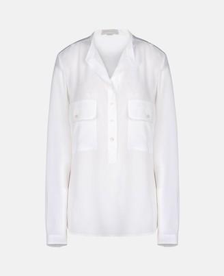 Stella McCartney White Estelle Shirt, Women's