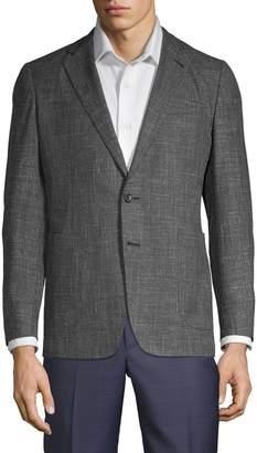 Saks Fifth Avenue Classic Wool, Linen, & Silk Sportcoat