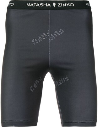 Natasha Zinko NZ cycling shorts