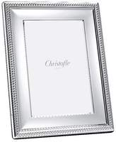 "Christofle Perles 7"" x 9"" Frame"