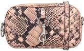 Rebecca Minkoff Clutch In Rose-pink Leather