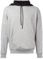 3.1 Phillip Lim drawstring hoodie - men - Cotton - XL