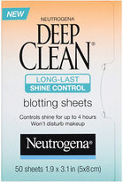 Deep Clean Long-Last Shine Control Blotting Sheets