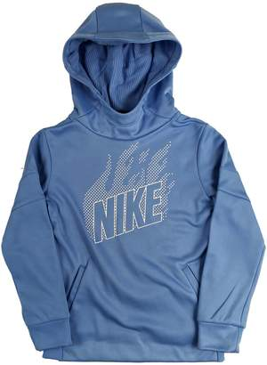 Nike Little Boy's Dominate Therma Fleece Hoodie