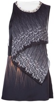 3.1 Phillip Lim cascading draped blouse