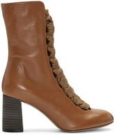 Chloé Tan Harper Boots