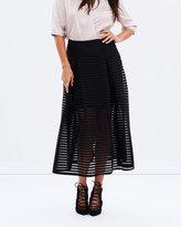 Shona Joy Pegasus Full Midi Skirt
