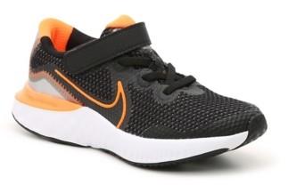 Black Nikes Orange Laces   Shop the