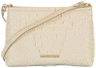 Brahmin Lorelei Melbourne Embossed Leather Shoulder Bag