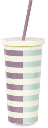 Kate Spade Tumbler With Straw