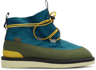 Suicoke Aime Leon Dore Blue Edition Hobbs Boots