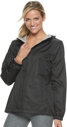 ZeroXposur Women's Jasmine Hooded Reversible Jacket