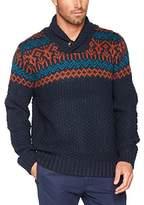 Joe Browns Men's Tear It up Knit Jumper,Large (Manufacturer Size:42/44)
