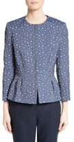 Helene Berman Women's Jacquard Jacket