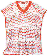 Missoni Girls 7-16) Wavy Knit Cover-Up Dress