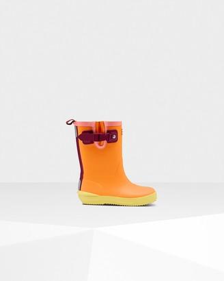 Hunter Original Kids Davison Rain Boots