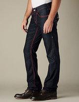 True Religion MENS LIMITED EDITION BIG T/SUPER T - Straight Leg (Body Rinse)