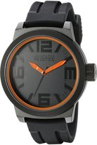 Kenneth Cole Reaction Men's RK1236 Triple Red Details Watch