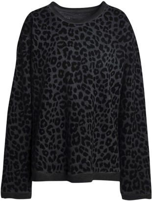 RtA Grey Cotton Knitwear for Women