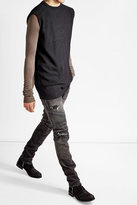 Rick Owens Sleeveless Cotton Pullover