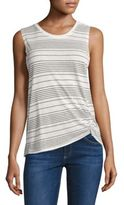 Feel The Piece Barry Striped Tank