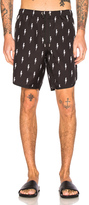 Neil Barrett Thunderbolt Swim Trunks
