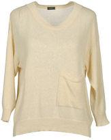 Zanone Short sleeve sweater