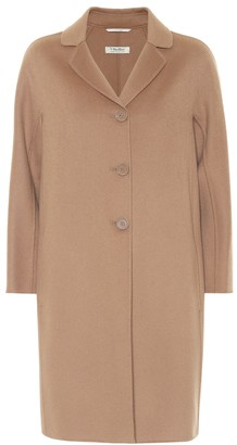 S Max Mara Paris virgin-wool coat