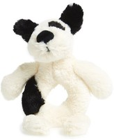 Jellycat Infant 'Dog' Grabber Rattle