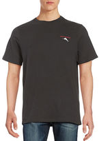 Tommy Bahama Call for Backup Graphic Tee