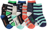 Osh Kosh 7-Pack Glowing Days Of The Week Socks