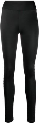 Wolford Nobilitas stud-embellished leggings