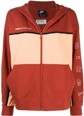 Nike Archive Remix zip-up hoodie
