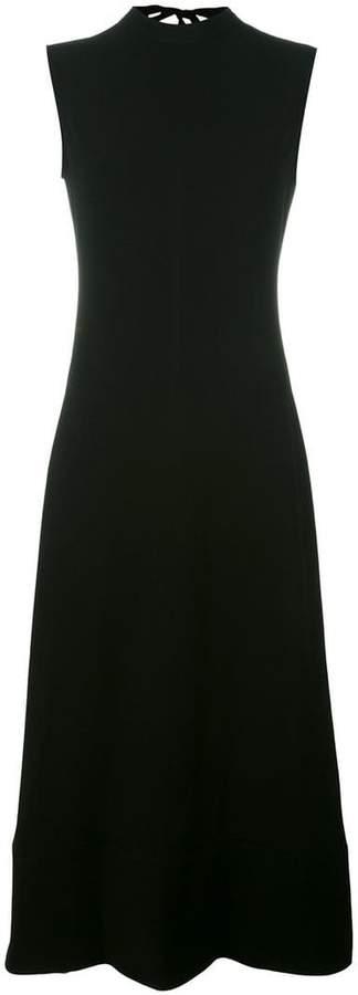 Marni flared long dress