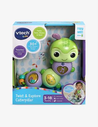 Vtech Twist & Explore Caterpillar rattle