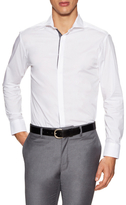 Vince Camuto Cotton Solid Sportshirt