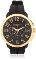 Tendence Gulliver 47mm Yellow Chrono Watch
