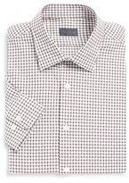 Pal Zileri Slim-fit Checked Shirt