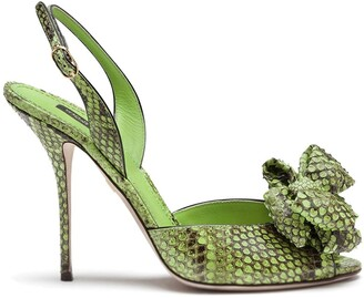 Dolce & Gabbana Bow-Detail Pumps