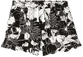 Tiny Whales Paradise Shorts (Toddler/Little Kids/Big Kids) (Floral) Girl's Shorts