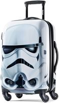 American Tourister Star Wars Stormtrooper 21-Inch Hardside Spinner Carry-On Luggage by