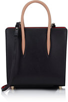 Christian Louboutin Women's Paloma Small Tote Bag-BLACK
