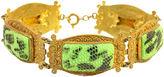 One Kings Lane Vintage 1920s Czech Egyptian Revival Bracelet